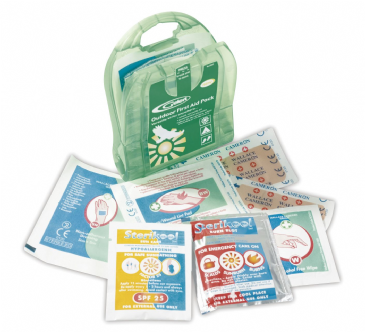 Gelert Outdoor First Aid Kit - Green